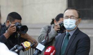 """Acción Popular tras renuncia de Vargas: """"Saludo gestos que reivindican derechos"""""""