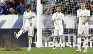 Champions League: Real Madrid perdió y está cerca de quedar eliminado