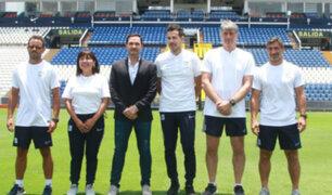 Alianza Lima: Daniel Ahmed y Víctor Hugo Marulanda ya no forman parte del club