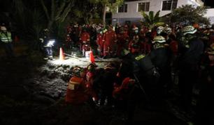 Madre de niño que murió tras caer en pozo denuncia demoras en las investigaciones