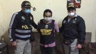 Desarticulan red criminal dedicada al tráfico de migrantes y menores de edad