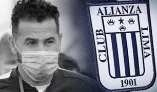 Alianza Lima despide a Daniel Ahmed