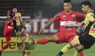 Sport Huancayo perdió ante Coquimbo Unido y fue eliminado de la Sudamericana