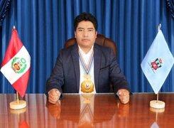 Cusco: alcalde de Canchis es detenido por presuntos vínculos con organización criminal