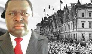 """Político Adolfo Hitler gana elecciones en Namibia: """"No lucho por dominar el mundo"""""""