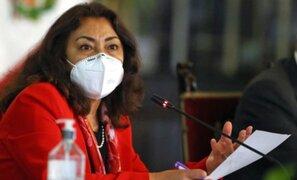 Premier Bermúdez: presentan moción para que acuda al Congreso por renuncia de Aliaga