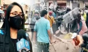 Zona entre Chorrillos y SJM  tomada por ambulantes estaría en disputa