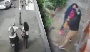 Se incrementa robos al paso en las calles de Lima