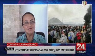 """Representante de gremios agroindustriales: """"huelga es delicada y compleja"""""""