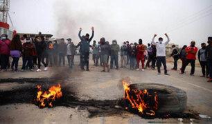 Conferencia Episcopal Peruana se pronunció sobre protestas de trabajadores agrarios
