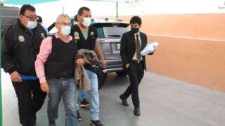PNP capturó a dirigente del Movadef y abogado de Abimael Guzmán