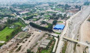 MML entrega pistas nuevas que unirán Pachacámac y Cieneguilla con Centro de Lima