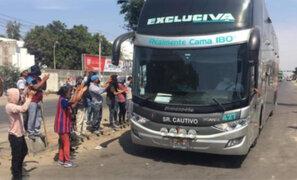 Tránsito en la Panamericana Norte y Sur se normalizó tras cinco días de bloqueo