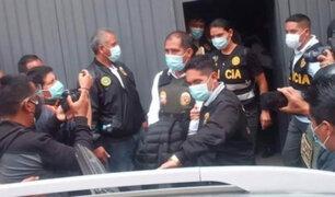 Áncash: PJ confirma detención preliminar contra Gobernador  Juan Carlos Morillo