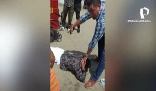 Chincha: capturan banda que extorsionaba a comerciante