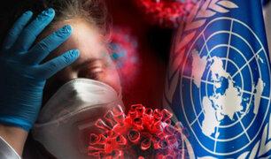 """ONU: """"El 2021 será catastrófico por la peor crisis humanitaria"""""""