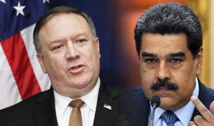 """EEUU califica de """"fraude"""" y """"farsa"""" elecciones parlamentarias en Venezuela"""