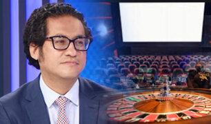 """Ministro de la Producción: """"Reactivación en cines y gimnasios beneficiará a 146 mil trabajadores """""""