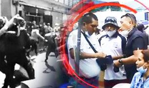 ¡Exclusivo! Fiscalizadores y ambulantes implicados en cobros de cupos ilegales en Mesa Redonda