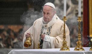 Papa Francisco anuncia que visitará Irak en marzo