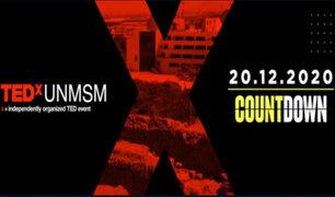 TED x UNMSM realizará Countdown este 20 de diciembre