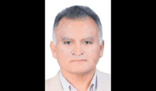 Carlos Illanes: Jefe de la DINI presentó su renuncia irrevocable al cargo