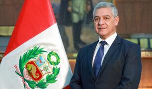 José Elice juró como nuevo ministro del Interior