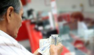 ONP: jubilados recibirán bono extraordinario de S/ 930 en enero