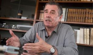 Fernando Rospigliosi: Es claro que ha habido una manipulación descarada en varias mesas de sufragio