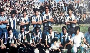 ¡Arriba Alianza!: Archivo de PTV recuerda a 'Los Potrillos' que hace 33 años partieron al cielo
