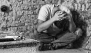 Sujeto que consumía drogas mató a golpes a su madre de 83 años