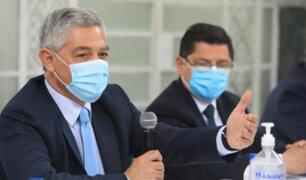 """José Elice: vamos a dar pasos seguros para no ser un """"tercer ministro de paso"""""""