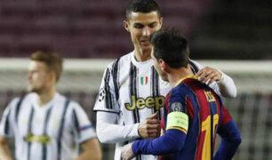Champions League: Juventus vence 3-0 al Barcelona y pasa a octavos como primera