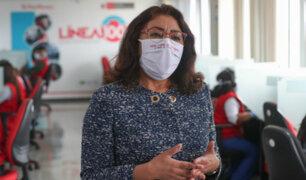 Covid-19: Premier Bermúdez afirma que personal de salud será vacunado al 100%