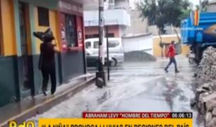 Advierten que intensas precipitaciones continuarán por fenómeno 'La Niña'