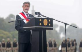Sagasti: Es fundamental lograr una mayor cercanía entre las FF.AA. y la ciudadanía