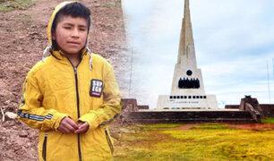 La histórica Batalla de Ayacucho narrada por un niño huamaguino de 10 años