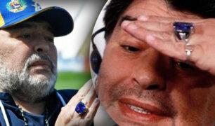 Diego Maradona: audios revelan que le daban marihuana y alcohol antes de su muerte