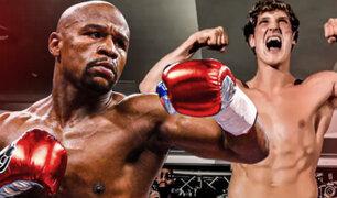 Floyd Mayweather regresa al boxeo