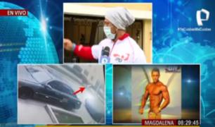Magdalena: seleccionado de fisicoculturismo exige acciones a municipio tras robo de su moto