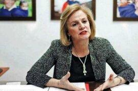 Pilar Nores declaró ante la Fiscalía por caso de lavado de activos