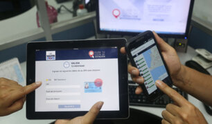 ONPE: Más de un millón y medio de peruanos solicitaron cambio de local de votación