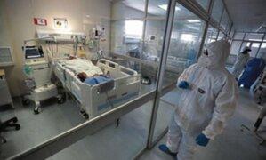 Minsa: Incrementó aproximadamente 3% en ocupación de camas UCI por COVID-19