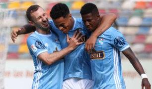 Sporting Cristal derrotó 2-1 a Ayacucho FC en la primera semifinal de la Liga 1