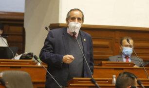 Ricardo Burga: se filtra audio de congresista hablando sobre procedimiento de vacancia