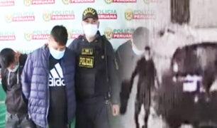 En balacera cae banda de ladrones de autopartes en Chorrillos