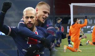 PSG golea al Basaksehir con 'hat trick' de Neymar