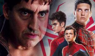 """¡El Doctor Octopus regresa!: Alfred Molina se suma a """"Spider-Man 3"""""""