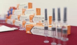 Covid-19: empieza a producirse vacuna china Sinovac en Sao Paulo