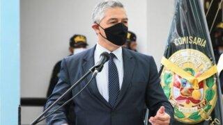 Mininter: La PNP no interfiere en la campaña electoral de ningún candidato